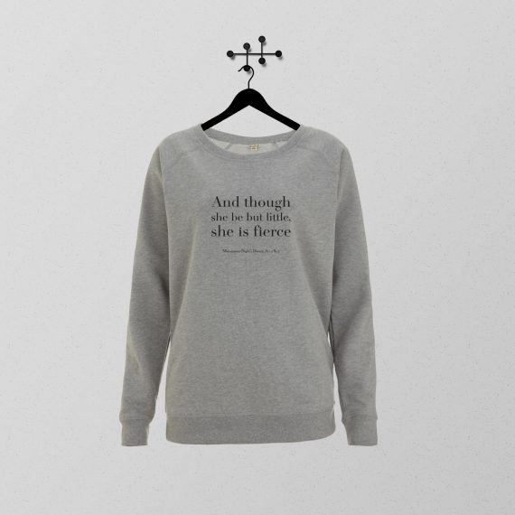 Women Sweatshirt She is fierce